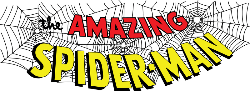 amazing spiderman masthead logo