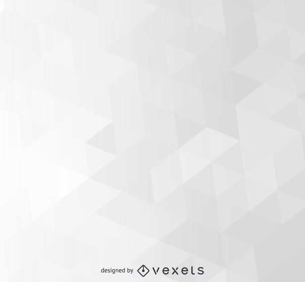 Abstract gray polygonal background  Vector download
