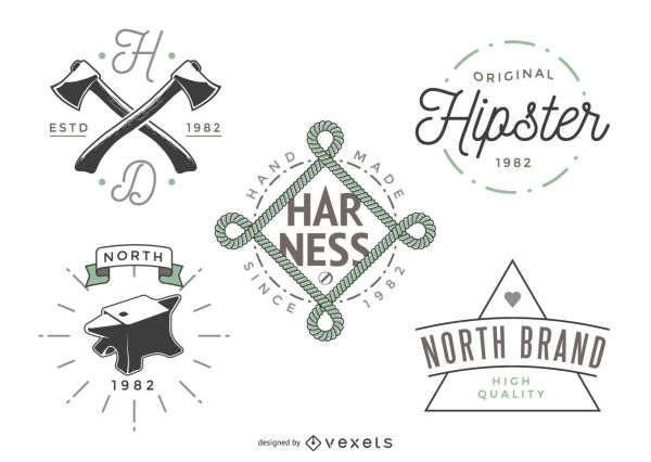 25+ Hipster Logo Template Landscape Pictures and Ideas on