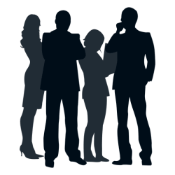 silhouette vector human transparent silhouettes svg background person vexels shirt