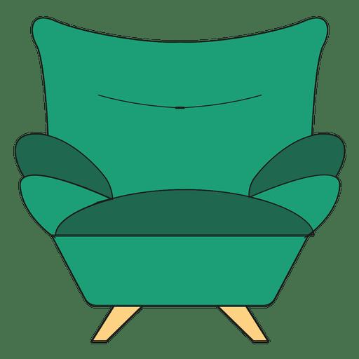 Dibujos animados de silln de sof  Descargar PNGSVG