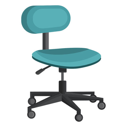 Small office chair clipart  Transparent PNG  SVG vector