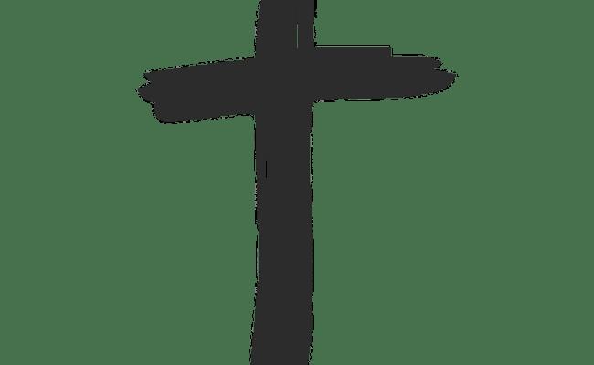 Christian Cross Doodle Transparent Png Svg Vector