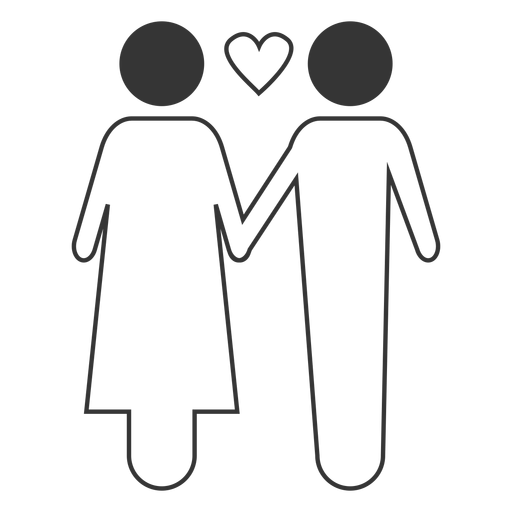 Download Couple love vector icon - Transparent PNG & SVG vector file