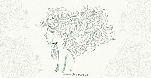 Floral Vector Graphics To Download