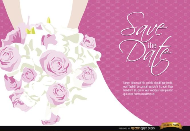 Lovely Fl Wreath Bridal Shower Invitation
