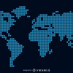Vector World Map For Free Download Vector Download