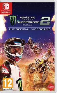 25516648 - Monster Energy Supercross 1+2: The Official Videogame Switch NSP