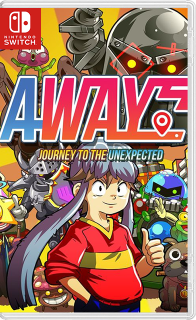 25587618 - AWAY: Journey To The Unexpected Switch NSP