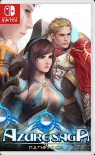 25894640 - Azure Saga: Pathfinder Deluxe edition Switch NSP