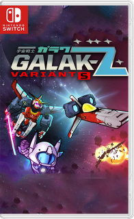 25945023 - GALAK-Z: The Void Deluxe Edition + Variant S Switch NSP
