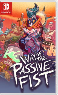 26156013 - Way of the Passive Fist Switch NSP