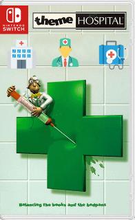 26394581 - Theme Hospital Switch NSP