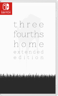 26475281 - Three Fourths Home: Extended Edition Switch NSP