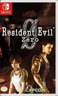 26539267 - Resident Evil 0 Zero Switch NSP XCI