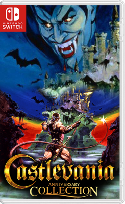 26557704 - Castlevania: Anniversary Collection Switch NSP