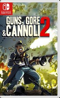 Guns, Gore and Cannoli 1+2 Switch NSP - Switch-xci com