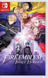 27060055 - FIRE EMBLEM: Three Houses Switch NSP XCI