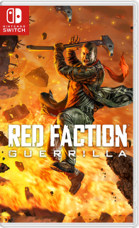 27060119 - Red Faction Guerrilla Re-Mars-tered Switch NSP