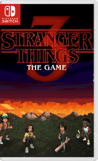 Resultado de imagem para Stranger Things 3: The Game switch