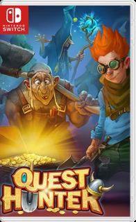 Resultado de imagem para Quest Hunter switch