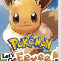Pokémon Let's Go Eevee Switch XCI NSP