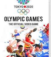 Tokyo 2020 Olympics: The Official Video Game Switch NSP
