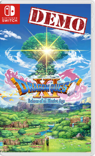 27613071 - DRAGON QUEST XI S: Echoes of an Elusive Age (DEMO) Switch NSP