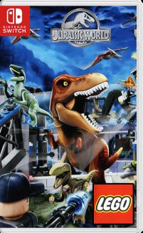 27901624 - LEGO Jurassic World Switch NSP XCI