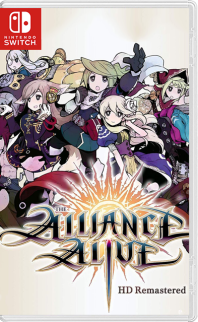 28102061 - The Alliance Alive HD Remastered Switch NSP XCI NSZ