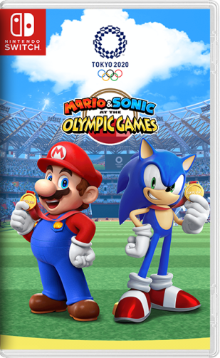 28392852 - Mario and Sonic at the Olympic Games Tokyo 2020 Switch NSP XCI NSZ