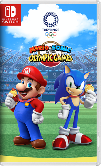 28392852 - Mario and Sonic at the Olympic Games Tokyo 2020 Switch NSP XCI