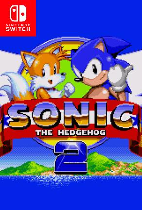 Sega Ages Sonic the Hedgehog 2 Switch NSP XCI
