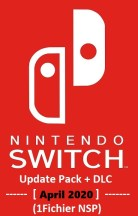 Nintendo Switch Update Pack + DLC [April 2020] (1Fichier NSP)