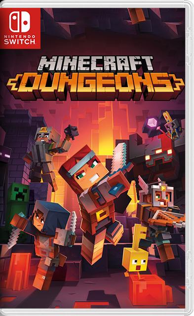 Minecraft Dungeons Switch NSP XCI NSZ | Switch-xci.com