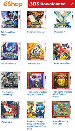 Nintendo 3DS Collection (eShop .3DS)