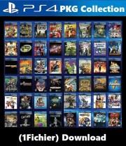 PS4 PKG 2020 Collection Download (1Fichier)