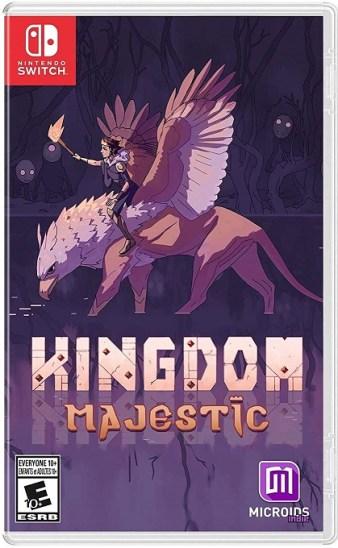 Kingdom Majestic Switch NSP XCI