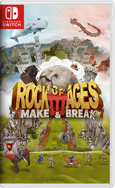 Rock of Ages 3: Make & Break yuzu