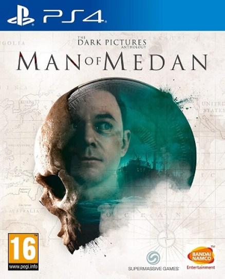 The Dark Pictures Anthology Man Of Medan PS4 PKG