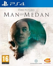 The Dark Pictures Anthology: Man Of Medan PS4 PKG
