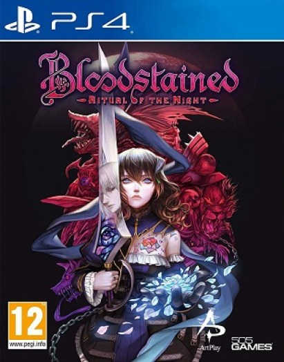 Bloodstained Ritual of the Night PS4 PKG