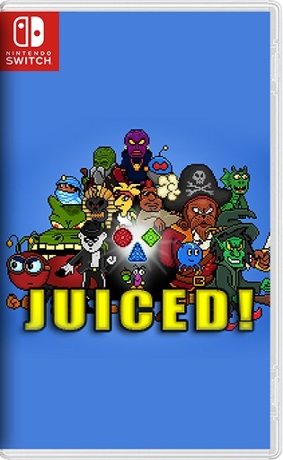 Juiced Switch NSP XCI NSZ