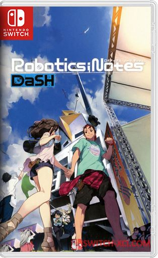 ROBOTICS NOTES DaSH Switch NSP XCI NSZ
