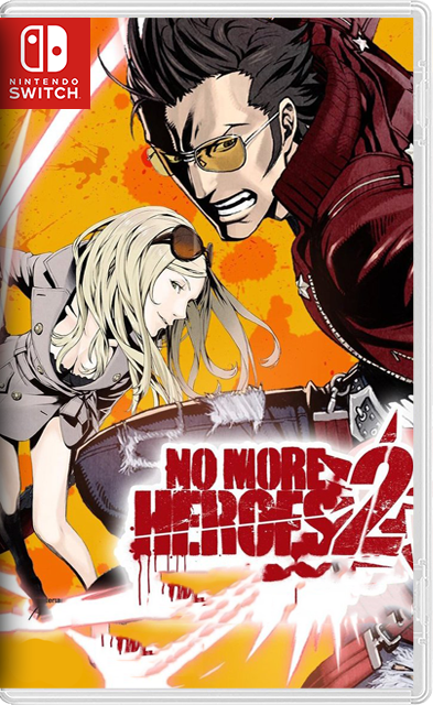 No More Heroes 2: Desperate Struggle Switch NSP XCI
