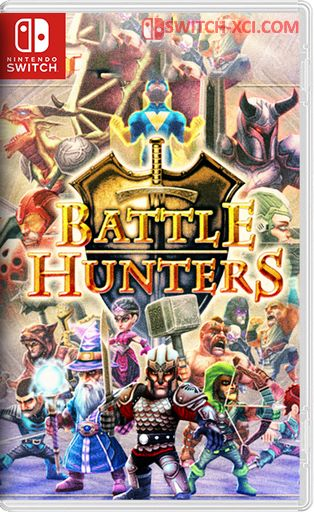 Battle Hunters Switch NSP XCI NSZ
