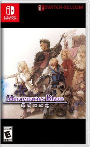 Mercenaries Blaze マーセナリーズブレイズ Switch NSP XCI