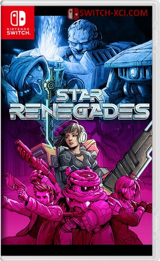 Star Renegades Switch NSP XCI