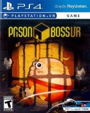 Prison Boss VR PS4 PKG