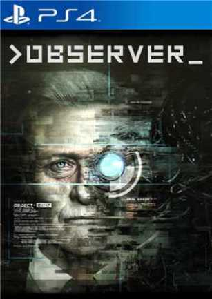 Observer PS4 PKG